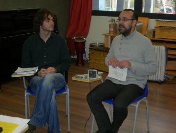 L'Escola de Música de Valldoreix ofereix un taller de rap i vers cantat