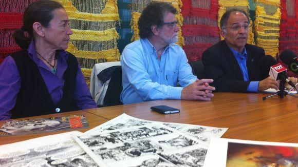 La ciutat recupera el llegat dels il·lustradors florestans