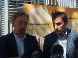 Eduard galceran ha assegurat que les obres no han interferit en l'inici del nou curs