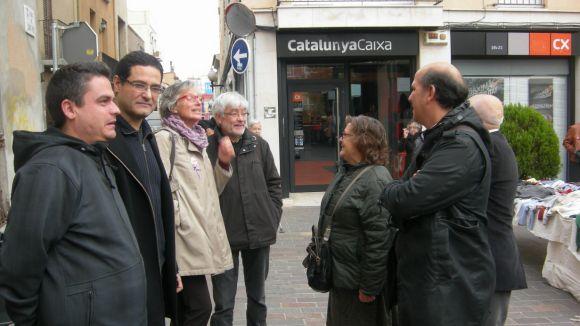 ICV-EUiA vol posar les finances al servei de les persones