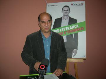 ICV se sent 'decebuda' pel rebuig de CiU a usar criteris periodístics per la cobertura electoral