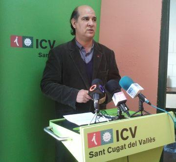 ICV busca incloure tots els contraris a les retallades en el procés de debat intern per a l'assemblea nacional
