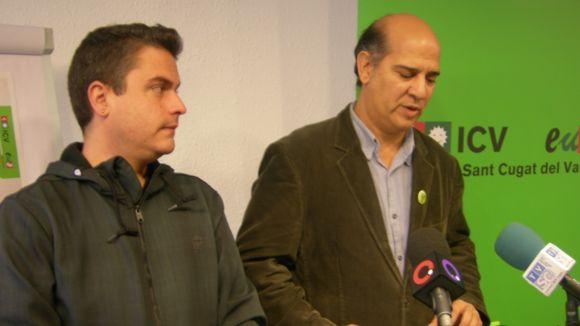 ICV-EUiA introdueix el debat ecologista a la campanya