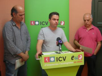 Una copresidència paritària liderarà ICV a partir d'aquest dissabte