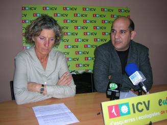 ICV-EUiA reclama 'austeritat' en la seva proposta per al nou pla d'equipaments