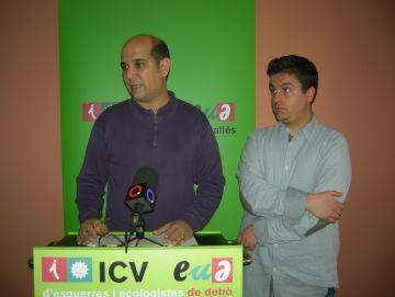 ICV-EUiA busca la participació dels barris en la confecció del programa electoral