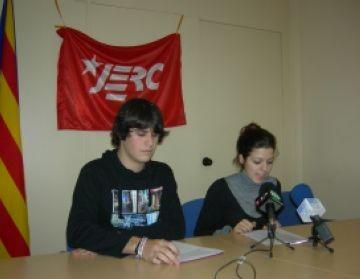Les JERC demanen a l'Ajuntament que impulsi l'Observatori Contra la Violència de Gènere