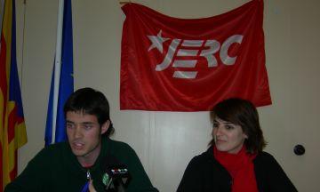 Les JERC acusen la JNC d'apropiar-se de les seves reclamacions sobre l'oci juvenil