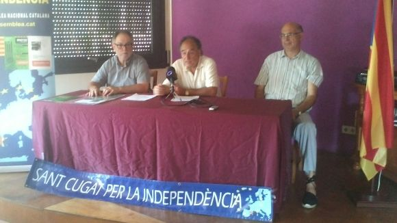 Sant Cugat camina cap a la independència