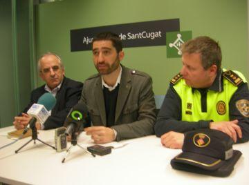 Sant Cugat combat el 'botellón' amb multes de 375 euros