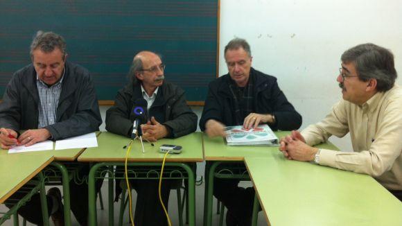 La uaSC reclama l'increment de les pensions del 2012