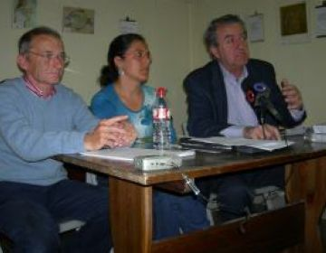 La plataforma ha explicat les novetats del cas a la seu de l'Ateneu