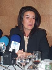 Berta Rodríguez diu que és de rebut 'ser agraït'.