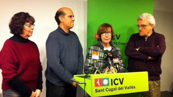 La CPCV presenta un contenciós per salvar la pista verda de Valldoreix