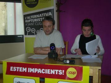 La CUP crida a desobeir la interlocutòria del TSJC sobre la llengua
