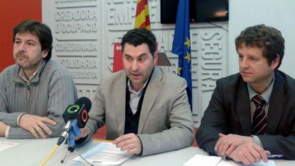 El PSC vol una investigació municipal per treure l'entrellat de l'afer Martorell