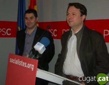 El PSC proposa a ICV-EUiA i ERC l'elaboració d'un pressupost municipal alternatiu per marcar perfil d'esquerres
