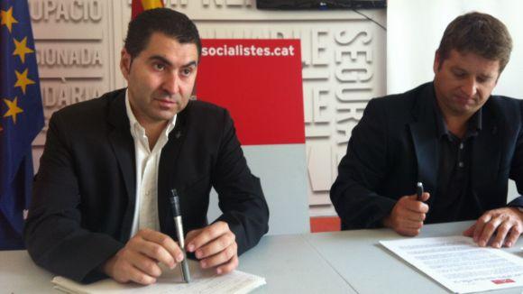 El PSC, contra la Llei de Bases de Règim Local a través d'una moció