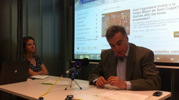 Neix Santcugatparticipa.cat, un nou canal de participació