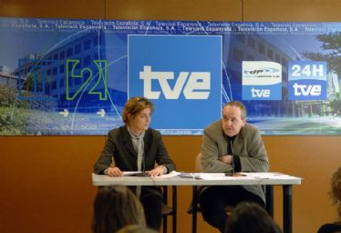 Imatge d'arxiu de TVE