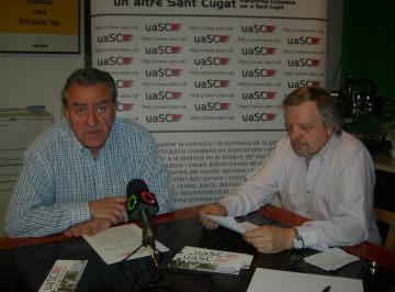 uaSC integra en el seu programa electoral les propostes del Mussol