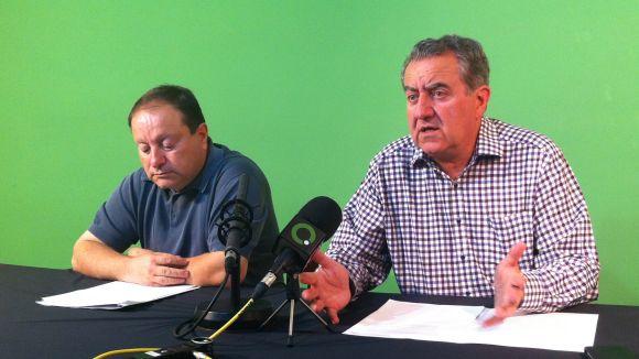 La uaSC veu 'inadmissible' l'actitud de l'equip de govern amb el control de mocions