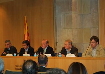 Jordi Vilajoana ha presentat el nou projecte.