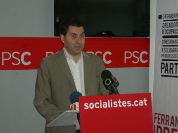 El PSC ultima un programa electoral basat en la inversió pública i el 'metropolitanisme'