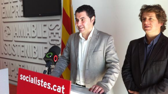 El PSC critica el tracte de Conesa als treballadors de Ricoh