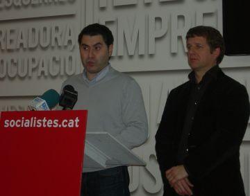 El PSC reclama a Conesa que 'surti de l'armari' i exigeixi a la Generalitat el que deu