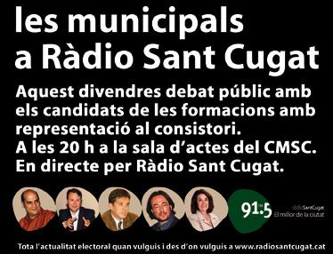 Cugat.cat, finalista als vuitens premis Ràdio Associació