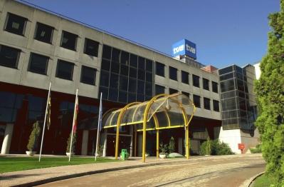 Els treballadors de RTVE de Sant Cugat ofereixen serveis mínims en la vaga d'aquesta setmana