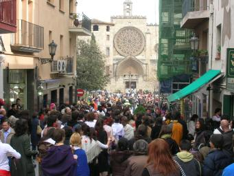 Sant Cugat celebra aquest dissabte el Carnaval amb el ball de gitanes i el concurs de comparses