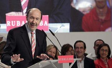 Villaseñor confia que Rubalcaba condueixi el PSOE cap a l'esquerra