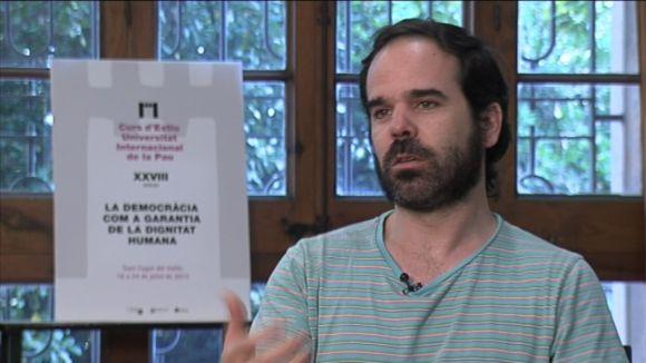 Martínez: 'Cal una revolució democràtica dels comuns per recuperar la sobirania'