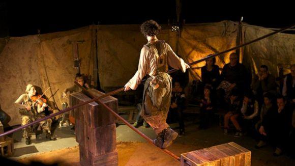 Un moment de l'espectacle / Foto: Web del Teatre-Auditori