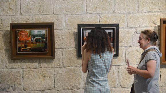 'Connectats a l'estiu' descobreix la figura de Rudolf Häsler i visita la mostra d'homenatge
