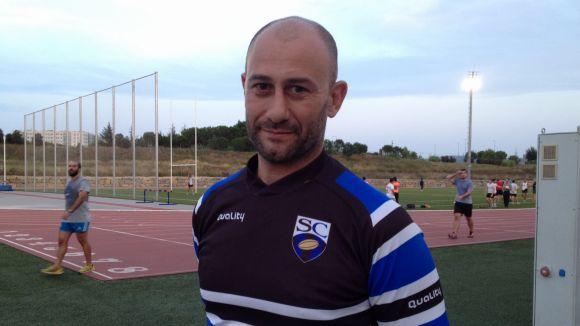 El Rugby Sant Cugat fitxa l'entrenador Andrés Martínez per dirigir el sènior B
