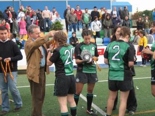 Sant Cugat present a la Copa de la Reina