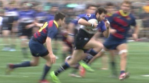 El Rugby Sant Cugat ja coneix possibles rivals en cas de jugar l'ascens