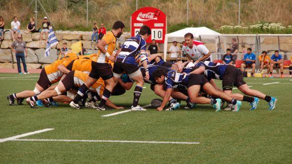 El Ciencias Sevilla cau a Durango i el Rugby Sant Cugat segueix líder