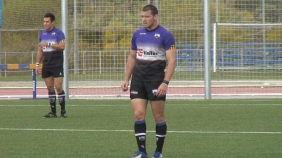 El Rugby Sant Cugat inicia la segona volta amb un triomf contra el València