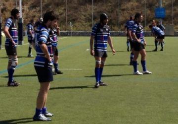 El Club Rugby Sant Cugat no pot amb la Universidad de Granada i haurà d'esperar a la segona eliminatòria per ascendir a Divisió d'Honor B
