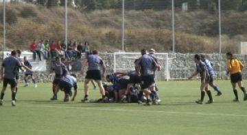 El Club Rugby Sant Cugat guanya i té els play-off a tocar