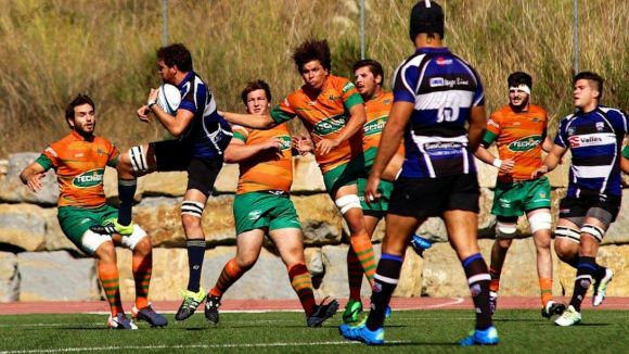 El Rugby Sant Cugat busca el tercer triomf en tres jornades davant el Rugby Club L'Hospitalet