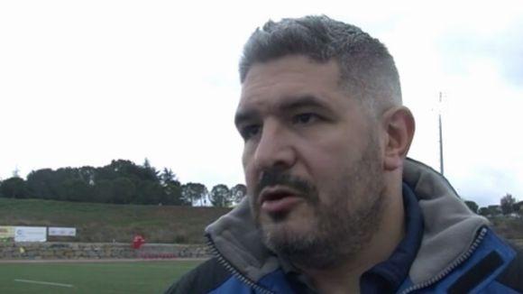 Leo Pereira deixa la banqueta del Club Rugby Sant Cugat