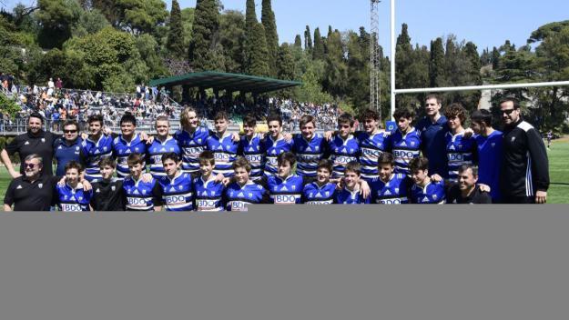 El Rugby Sant Cugat aconsegueix el Campionat de Catalunya sub 16 i sub 18
