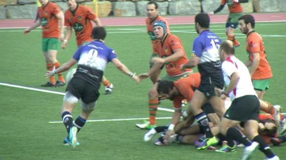El Rugby Sant Cugat no té pietat del Tecnidex València