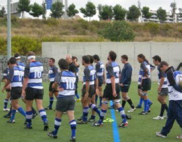 Cinquena posició final del Club Rugby Sant Cugat