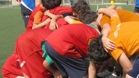 La jornada multiesportiva de dissabte estarà dedicada al rugbi